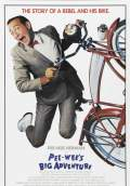 Pee-wee's Big Adventure (1985) Poster #1 Thumbnail