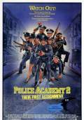Police Academy 2: Their First Assignment (1985) Poster #1 Thumbnail