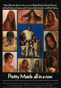 Pretty Maids All in a Row (1971) Poster #1 Thumbnail