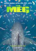 The Meg (2018) Poster #1 Thumbnail