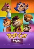 Top Cat Begins (2015) Poster #1 Thumbnail