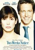 Two Weeks Notice (2002) Poster #1 Thumbnail