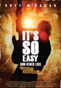 It's So Easy and Other Lies (2016) Poster #2 Thumbnail