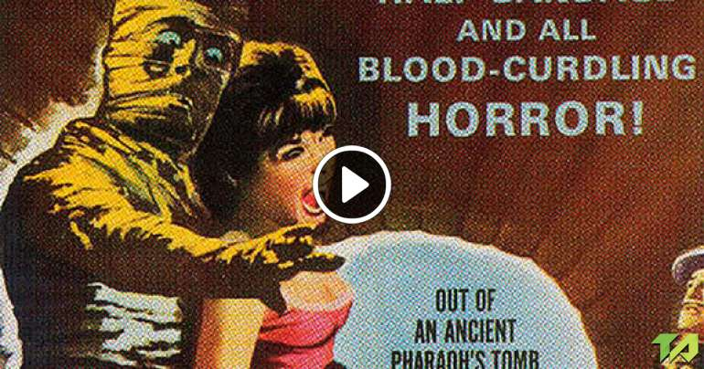 The Curse Of King Tuts Tomb Torrent: The Curse Of The Mummy's Tomb Trailer (1964