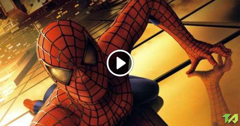 Spider-Man Teaser Trai...