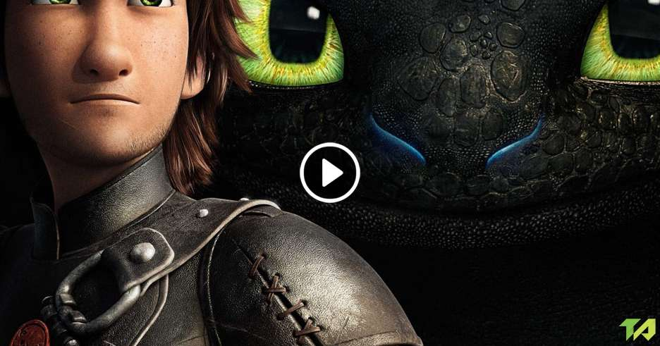 how to train your dragon 2 theatrical trailer  2014