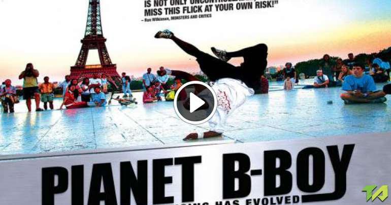 Planet B Boy