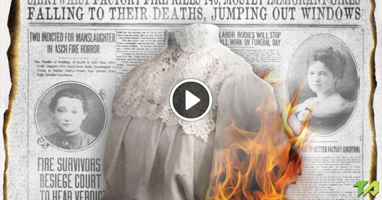 Triangle: Remembering the Fire Trailer (2011)