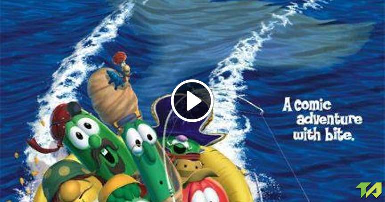 Jonah: A VeggieTales Movie Trailer (2002) Veggie Tales Larry The Cucumber And Bob The Tomato