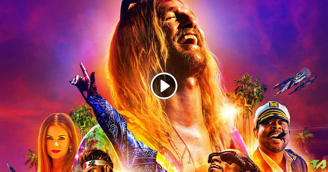 Beach Bum Trailer