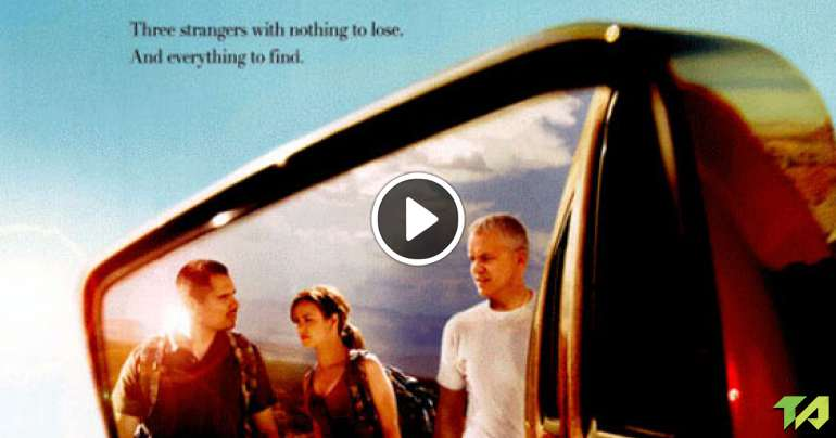 Porta John Trailer : The lucky ones porta john