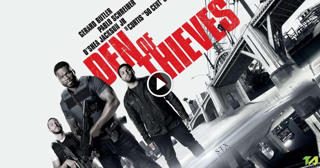 La bank robbery movie