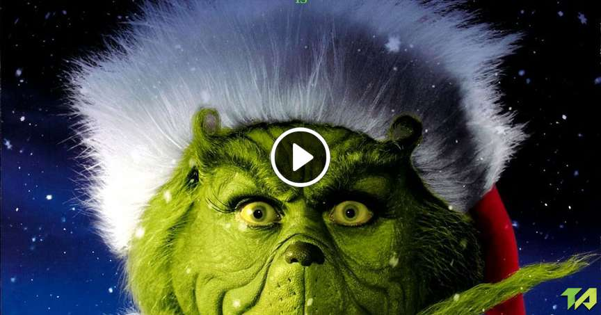 How the Grinch Stole Christmas Trailer (2000) Taylor Momsen