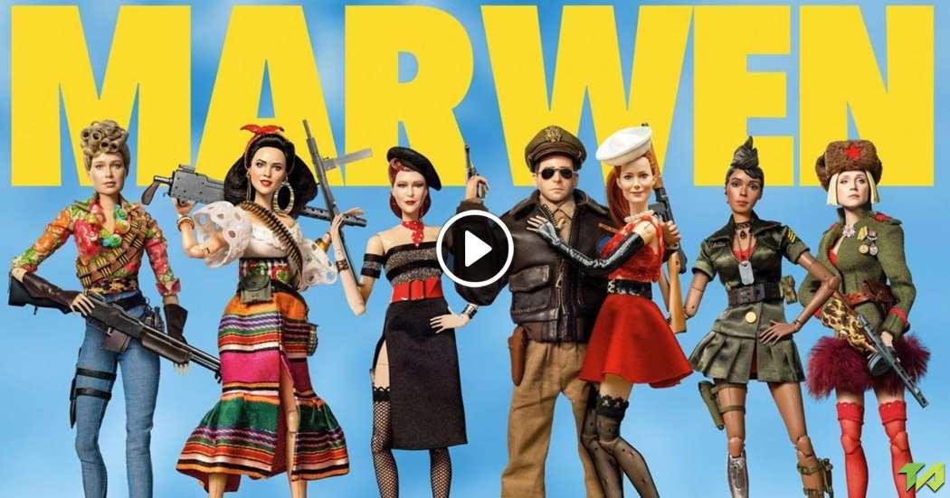 Welcome to Marwen Trailer (2018)