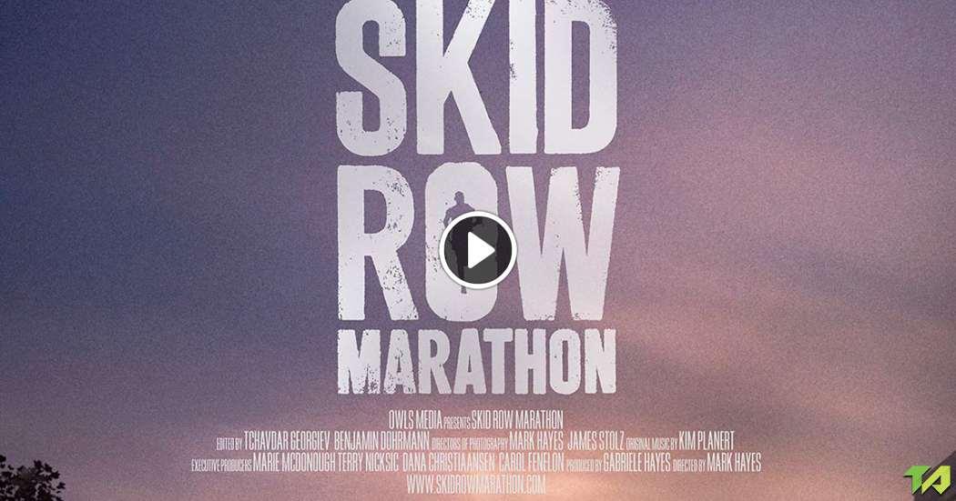 What Is A Skid >> Skid Row Marathon Trailer (2017)