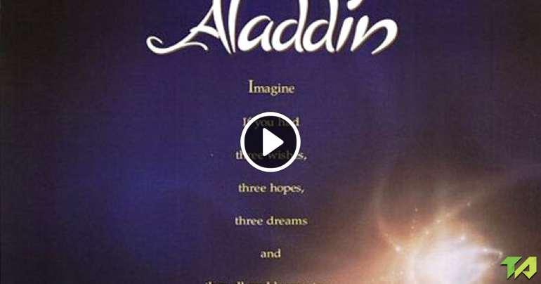 Aladdin Sing Along Prince Ali 1992