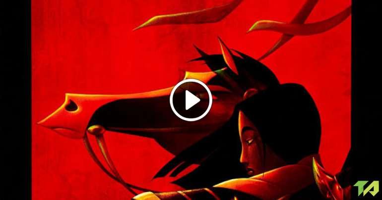 Mulan DVD Trailer (1998)