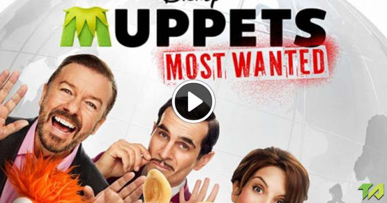 Muppets Most Wanted (Disneycember) | Channel Awesome ...