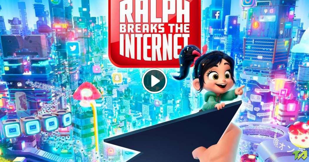 Ralph Breaks the Internet: Wreck-It Ralph 2 Teaser Trailer ... Wreck It Ralph Trailer