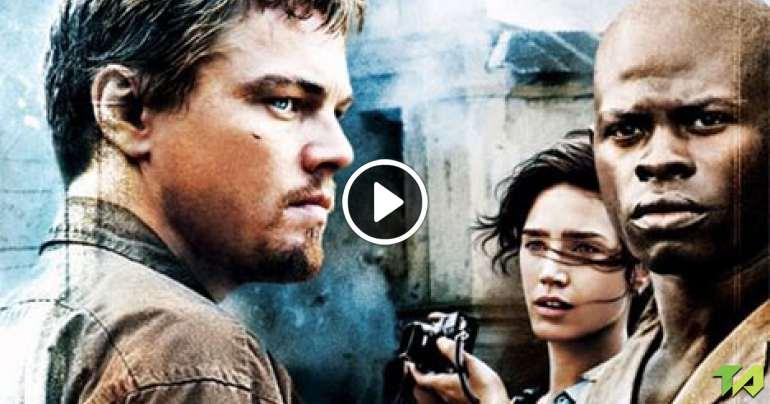 Celebrity leonardo dicaprio trailer addict