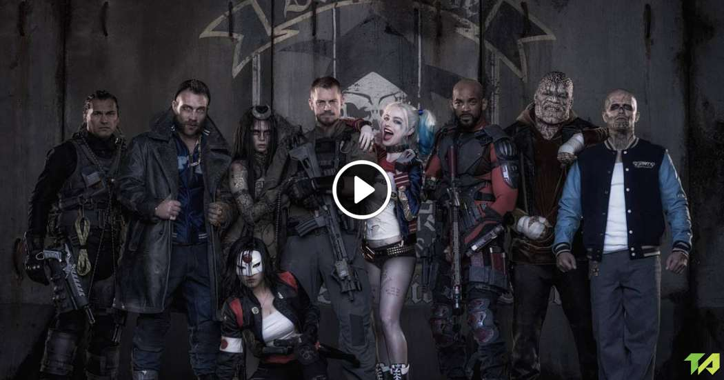 Suicide Squad Viral - The Lineup (2016)