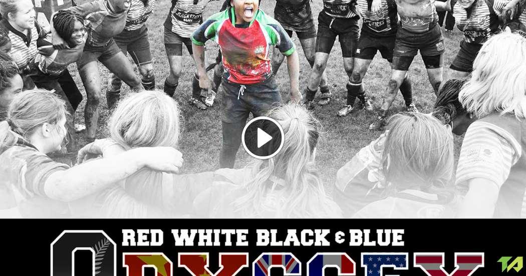 Red White Black Amp Blue Odyssey Trailer 2017