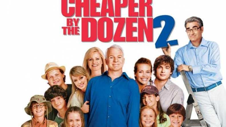 Cheaper By The Dozen 2 Trailer 2005
