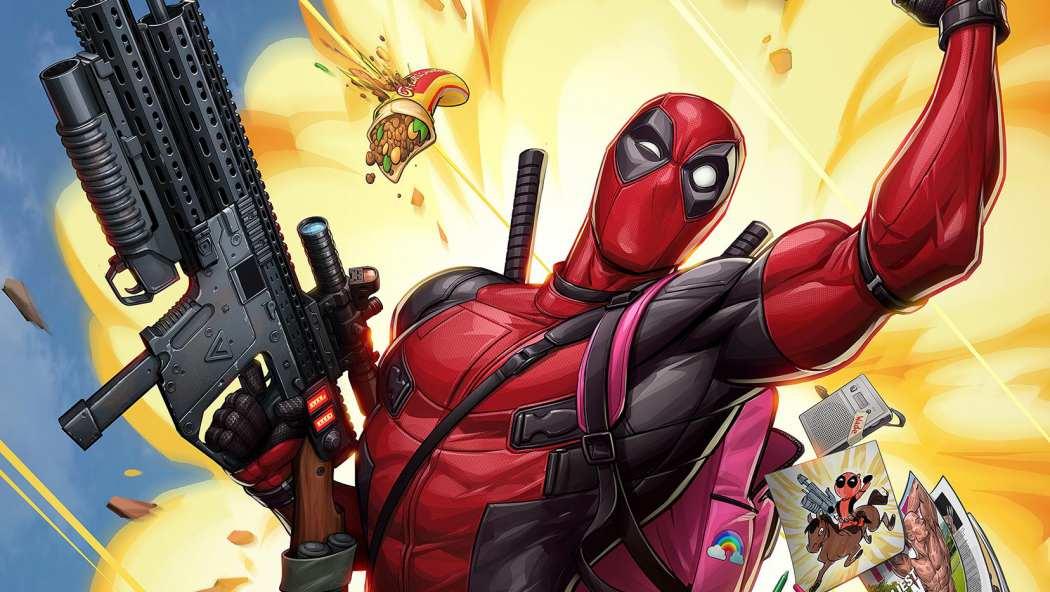 Deadpool 2 Stram