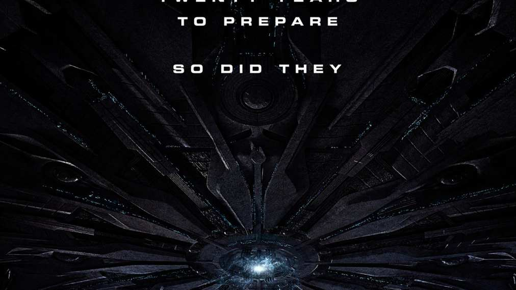 Independence Day: Resurgence Viral - Space Wall (2016)