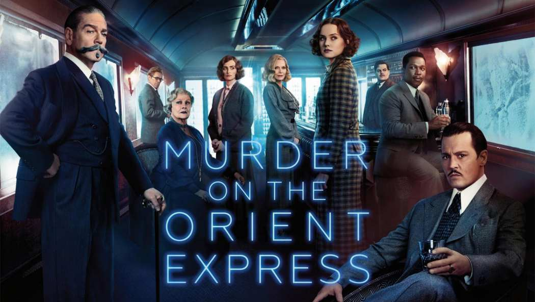 Image Result For Trailer Film Murder On The Orient Express