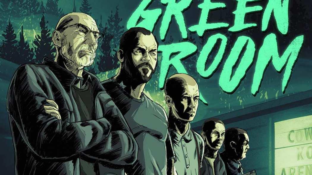 Green Room Kritik