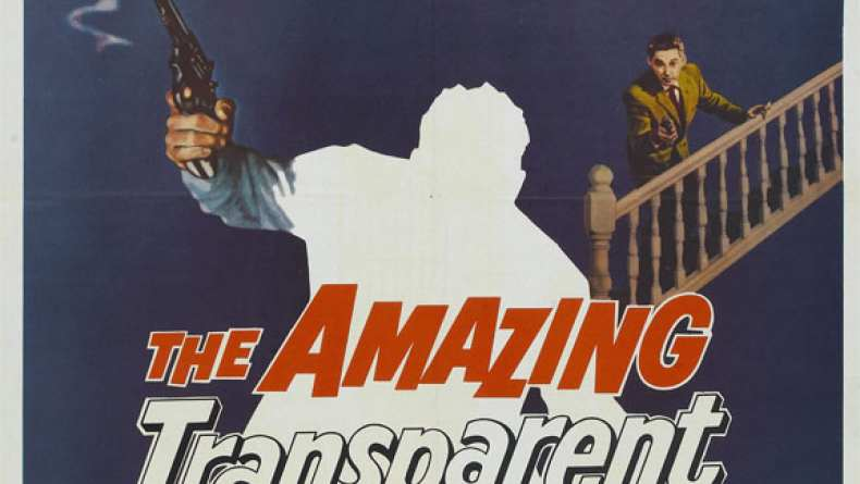 The Amazing Transparent Man - USA, 1960 - overview and