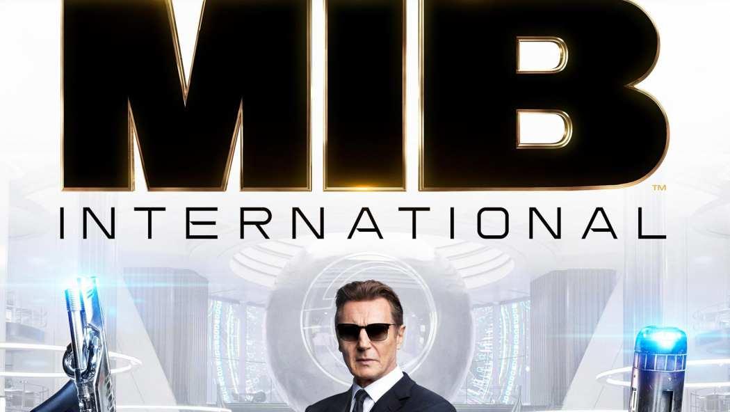 Movie Poster 2019: Men In Black International Trailer (2019