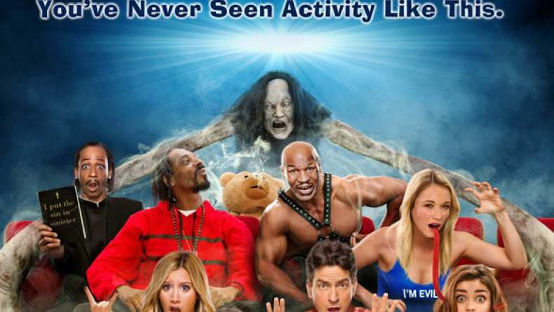 Scary Movie 5 Trailer 2013