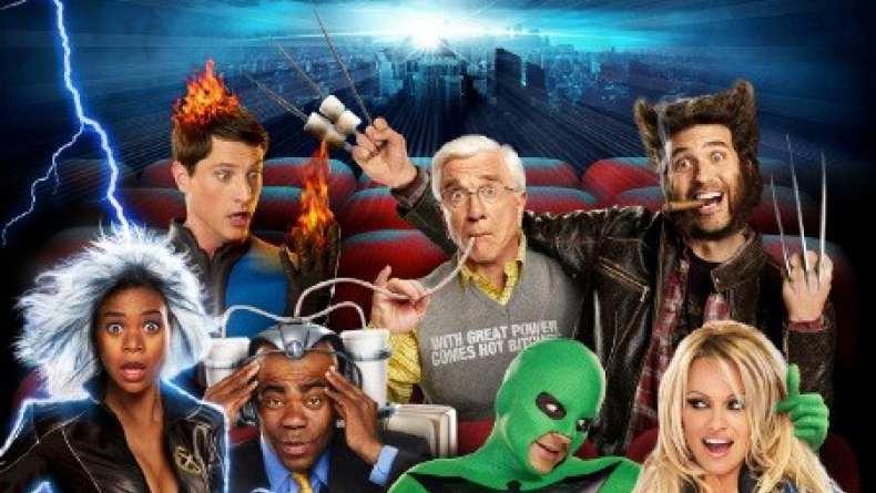 superhero movie 2008 clip 1