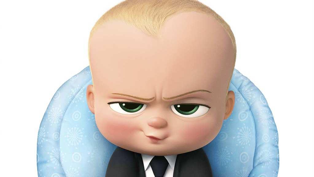 The Boss Baby 2017 Baby Break In