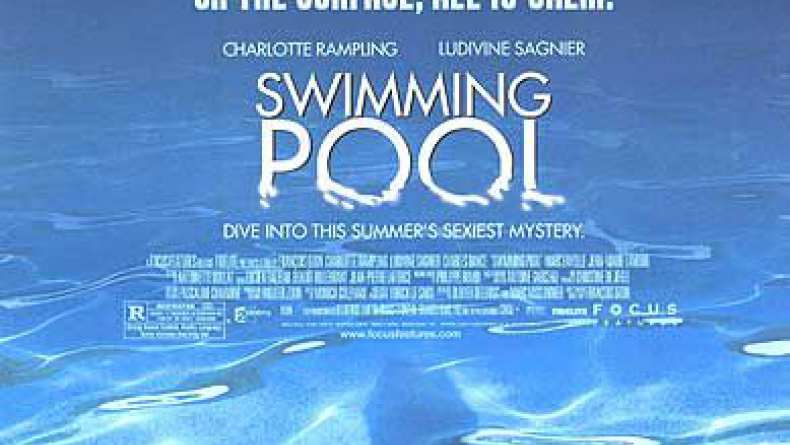 Swimming pool 2003 traileraddict for Charlotte rampling the swimming pool