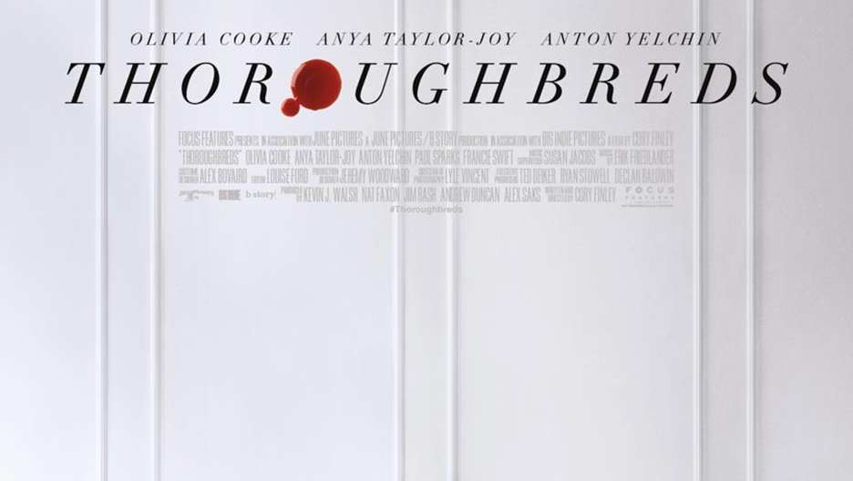 Image result for Thoroughbreds poster