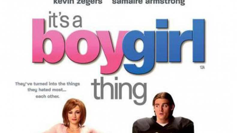 ItS A Boy Girl Thing Deutsch