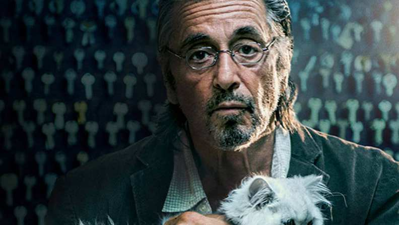 Movie Poster 2019: Manglehorn (2015)