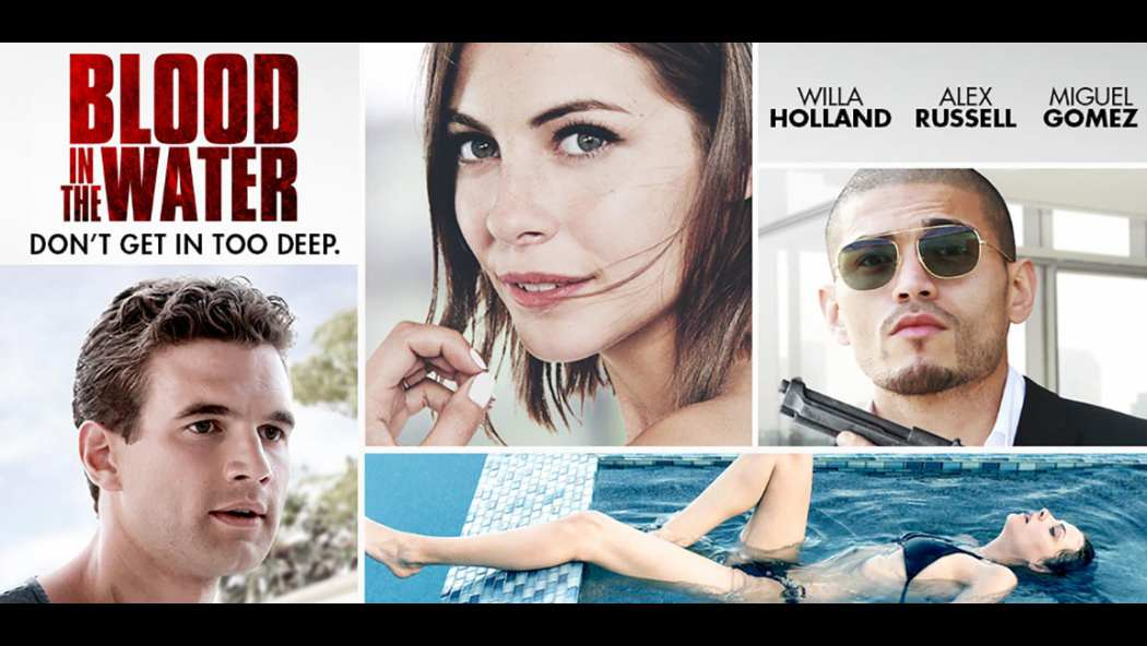 Blood in the Water Trailer (2016)