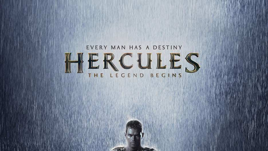 The Legend of Hercules Interview - Gaia Weiss (2014)