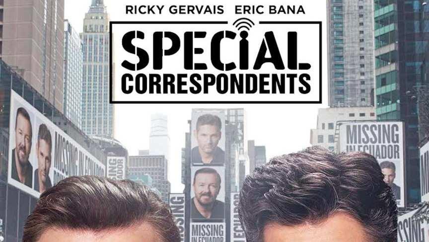 Special Correspondents 2016