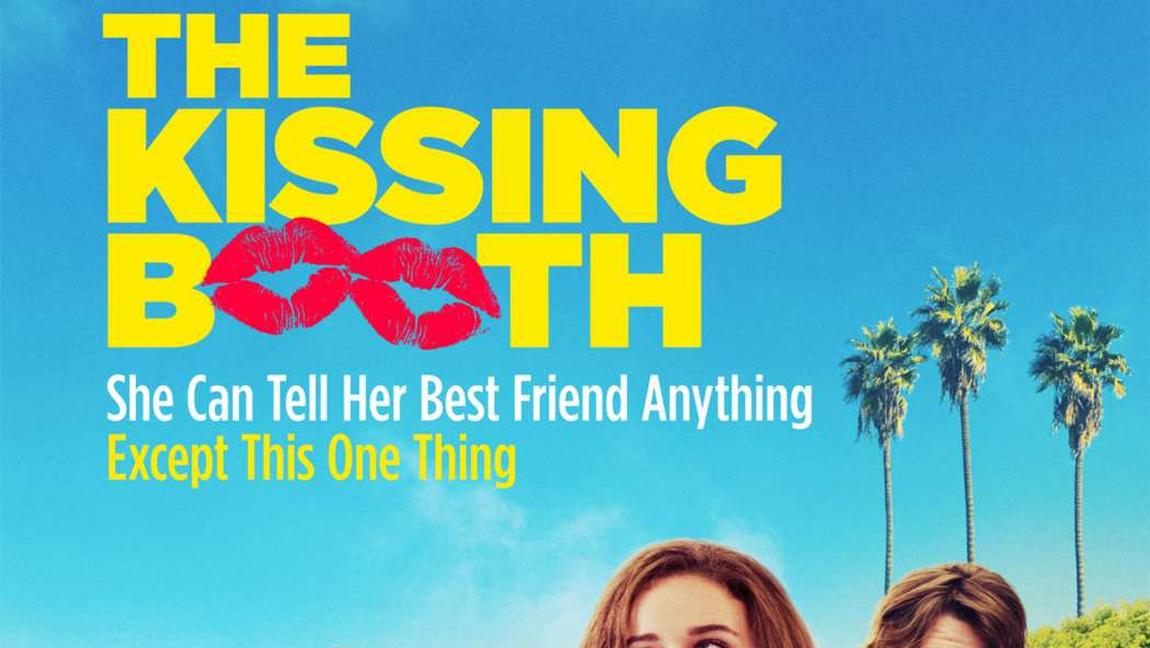 is the kissing booth on netflix