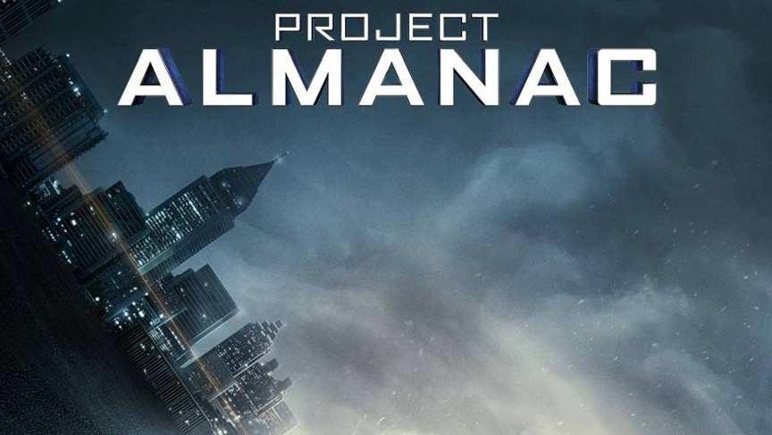 Project Almanac Theatrical Trailer (2015)