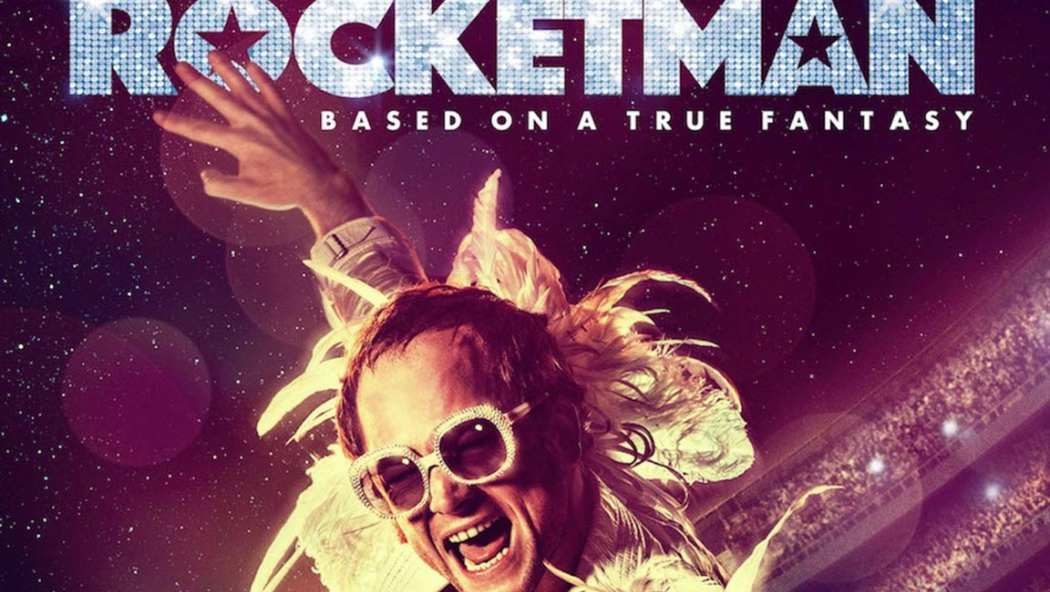 Movie Poster 2019: Rocketman Trailer (2019