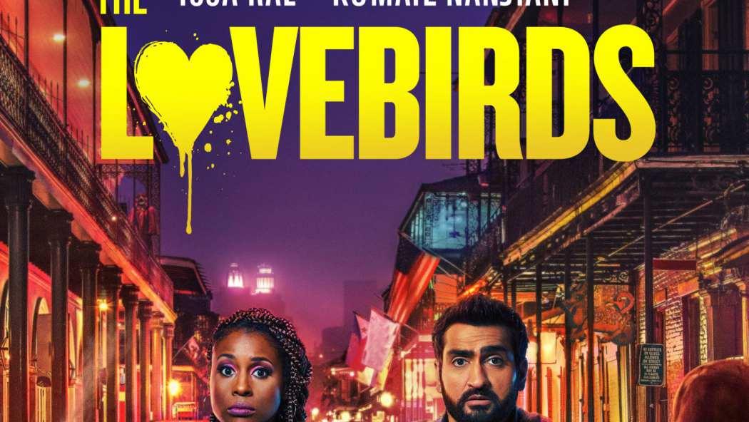 The Lovebirds Netflix Trailer 2020