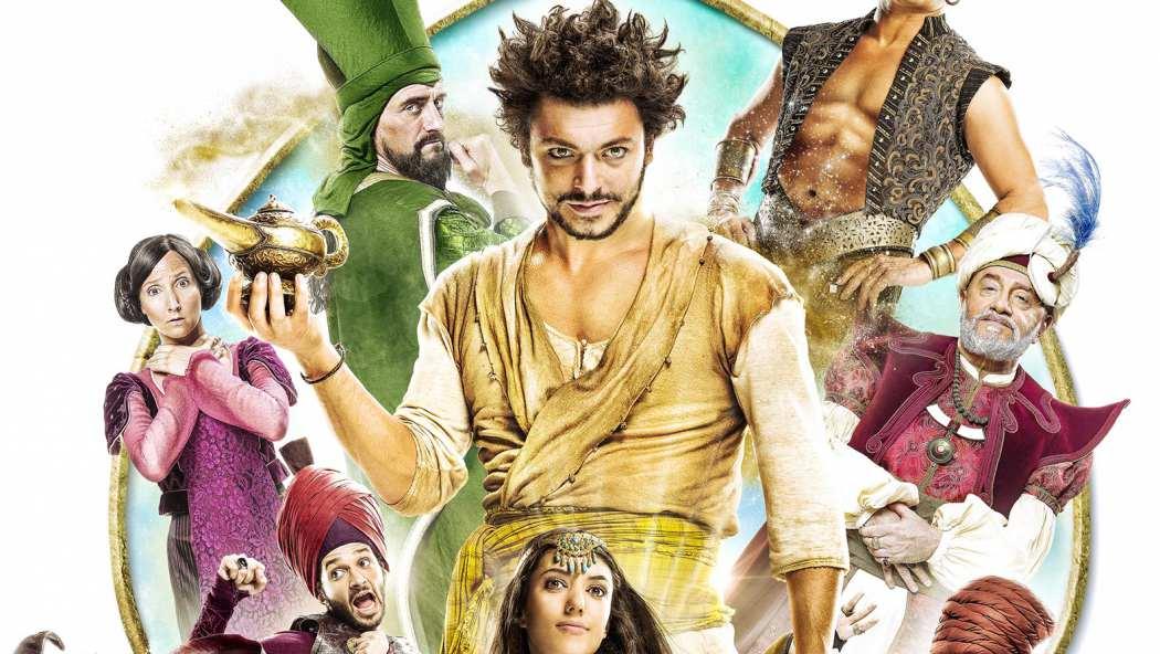 The New Adventures Of Aladdin 2015 Traileraddict