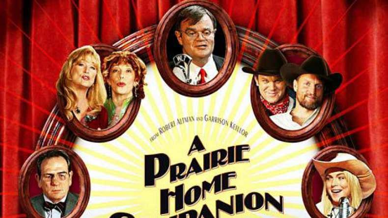 A Prairie Home Companion 2006 Traileraddict