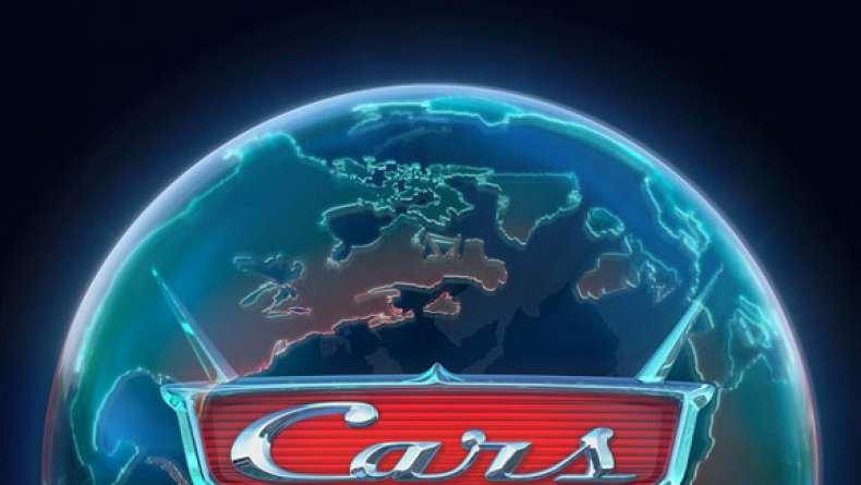 Cars 2 Character Spin Francesco Bernoulli 2011